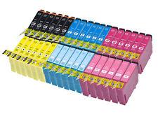 36 compatibile E807 confezione multipack di cartucce di stampa a getto d'inchiostro, per no, T0807 TO807