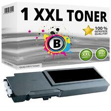 1x XL TONER für DELL C3700 C3760DN C3760N C3765DNF 593-11119 4CHT7 Schwarz Black