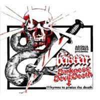BEISSERT - DARKNESS: DEVIL: DEATH  CD  11 TRACKS HARD & HEAVY / METAL  NEU