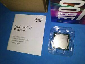 INTEL CORE I7 6700 GEN 6ª SKYLAKE 4,0 GHz X 4 X 8HT TURBO SOCKET 1151 CACH 8 MB