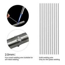 10PCS Bacchette per saldatura fusione Brasatura filo alluminio temperatura bassa