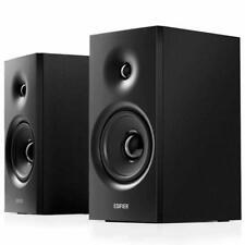 Edifier R1080BT Black Active Bookshelf Studio TV/MAC/PC Speakers System/Monitors