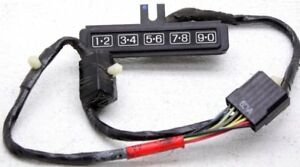 Lincoln Continental Keyless Entry Pad F5LB-54218A42-AA