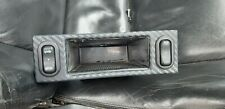 Vauxhall Astra MK4 G Coupe Cabriolet electric roof switches & panel carbon wrap