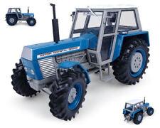 Zetor Crystal 12045 4WD Blue Edition Tractor 1:32 Model 4985 UNIVERSAL HOBBIES