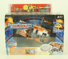Transformers Armada Powerlinx Red Alert With Long Arm MIB Hasbro 2003