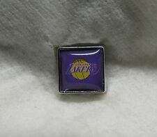Los Angeles Lakers NBA Basketball Floating Charm for Glass Living Memory Lockets