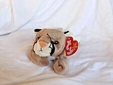 Ty Beanie Baby Canyon the Cougar 1998 Near Mint Condition