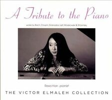 Han, Rexa, Tribute to the Piano, Very Good Special Edition, Best of, Origin