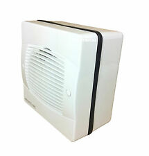 """Window Extractor Fan 4"""" / 6"""" Basic, Timer, Pullcord & Humidity versions"""