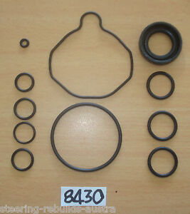 POWER STEERING PUMP SEAL KIT TO SUIT FORD LASER KF KH KJ (EARLY) 03/90-09/94
