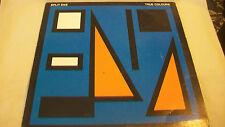 TRUE COLOURS by SPLIT ENZ, LASER ETCHED LP, 33RPM