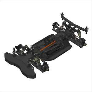 Electric GT On-Road Race Car Kit #204412 (RC-WillPower) HPI