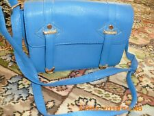Womens shoulder bag Blue