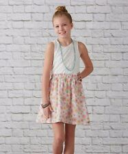 NWT-NWT Matilda Jane 435 Dream On Dress Hello Lovely Lace Daisy Empire Sz 14-NEW