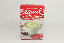 7 PACK EQUAL Peppermint Mocha Zero Calorie Sweetener 80 Ct BB 8/20 U43B