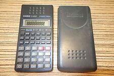 Taschenrechner Casio FX 82 S Fraktion + Schuber