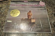 Old Man and The Sea Spencer Tracy Hemingway Tiomkin  unopened   SEALED    B20
