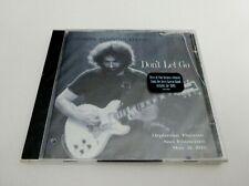 Jerry Garcia Band Don't Let Go 2 CD SF Orpheum 5/21/1976 JGB Grateful Dead