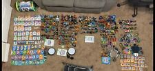 Skylanders Huge Lot 254 items(with Variants) + Portals/Discs/Cards/Stickers/Bag