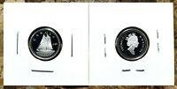 Canada 1996 Proof Gem UNC Silver Ten Cent Piece!!