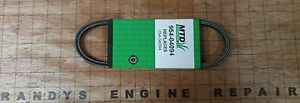 Genuine MTD 954-04094 Ground Drive Belt Fits Craftsman Troy-Bilt US Seller
