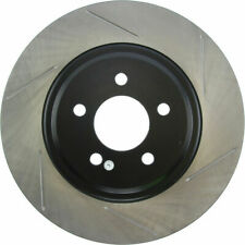 Disc Brake Rotor-High Performance Slotted Centric fits 94-01 Ford Mustang