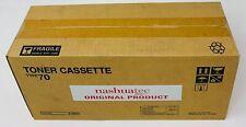Nashuatec S: 9843 339474 Type 70 Toner Original Black Ricoh 1700L/1750MP/1750MV