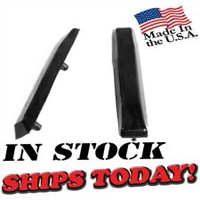 Fits 70-71 Challenger Rear Bumper Guard Cushions. Steel Cores & Studs