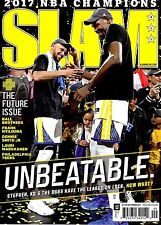 Slam Magazine #211 9/2017 basketball 2017 NBA Champions GOLDEN STATE WARRIORS
