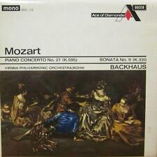 Mozart(Vinyl LP)Piano Concerto Nr.27-Decca-ADD 116-UK-VG/VG+