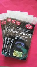SEEN ON TV 4 Internal Cell Mobile Phone Antenna Signal BOOSTERS Verizon AT&T