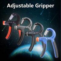Adjustable 5-60Kg Forearm Exerciser Heavy Grip Hand Gripper Strength Training