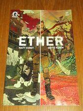 ETHER #1 DARK HORSE COMICS