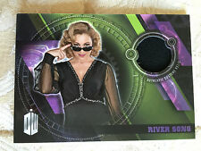 Topps Doctor Who Timeless 2016 River Song Dress Purple Costume Card 22/50