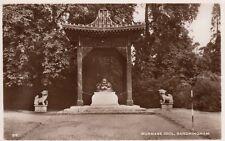 SANDRINGHAM( Norfolk): Burmese Idol RP-MIDDLETON