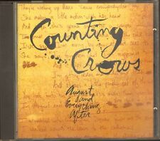 COUNTING CROWS August & and Everything After CD 11 track 1993