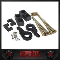 """3"""" Front + 2"""" Rear Full Lift Kit + Extenders 00-07 Silverado Sierra 1500 Steel"""