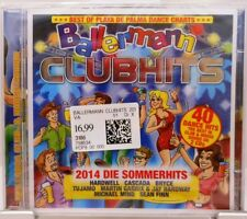 Tireur CLUBHITS + 2 CD set + 40 Dance Hits de la playa de palma Charts +