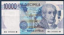 BILLET de BANQUE.ITALIE.10 000 LIRE Pick n° 112.b du 3-9-1984 en SUP MA 345893 M