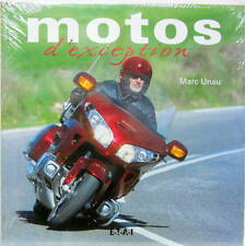 MOTOS D'EXCEPTION HONDA CB 750 DUCATI KAWASAKI ZXR   NEUF