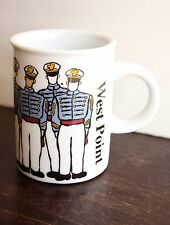 West Point Cadets Uniform Coffee Mug Tea Cup Ceramic - Marc Tetro Danesco Canada