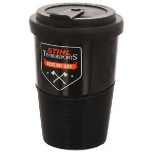 original STIHL Coffee to go Kaffeebecher Becher STIHL Porzellan 0,3 L