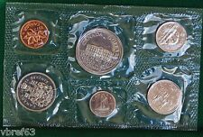 1973 Canada Prooflike PL set - 6 perfect coins in org packaging and certificate