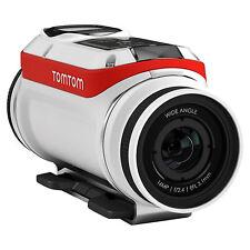 TomTom Bandit Adventure Pack Action Camera|4K UHD|16MP|BT|WiFi|New|Sealed|UK Spx