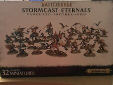 Battleforce Stormcast Eternals Vanguard Brotherhood Games Workshop Warhammer AoS