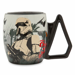 Authentic Disney Imperial Death Trooper Mug Ceramic Rogue One A Star Wars Story