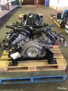 MCLAREN  540C TWIN TURBO V8 ENGINE M838TE 3.8 SUPERCAR