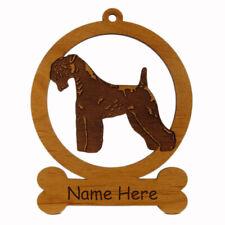 Sealyham terrier Embossing Rolling Pin Dog Head Wooden Engraved Cookie Roller US