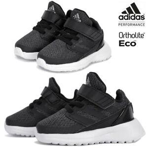 Adidas Rapida Course Bébé Chaussures D'Apprentissage de Marche D'Enfants Enfants